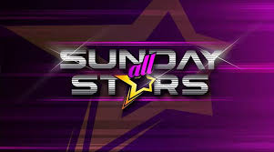 Sunday All Stars is an Sunday Philippine musical and game variety show. The show will be aired on June 16, 2013 on GMA Network. The show is being referred to...