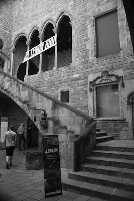 Casa Clariana-Padellàs in Barcelona Gothic Quarter