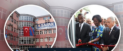 Turkish schools, Congo