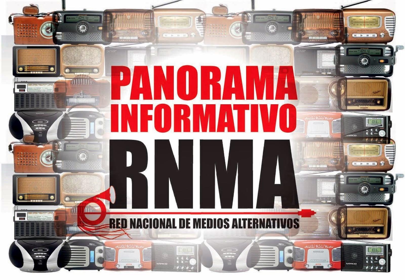 Panorama Informativo RNMA
