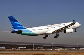 Garuda Luncurkan Airbus terbaru Jakarta Denpasar