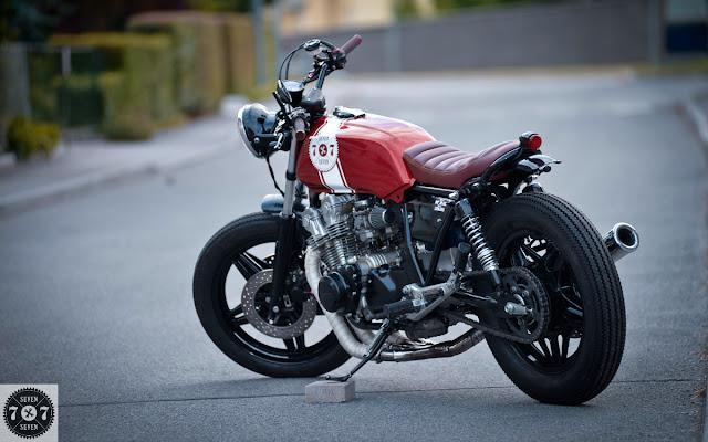 Honda CB750 by 7Seven Customs