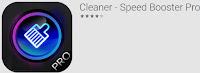 Update Cleaner Speed Booster Pro 2.0.2  - Lebih Hemat dan Cepat
