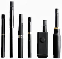 various electronic cigarette models