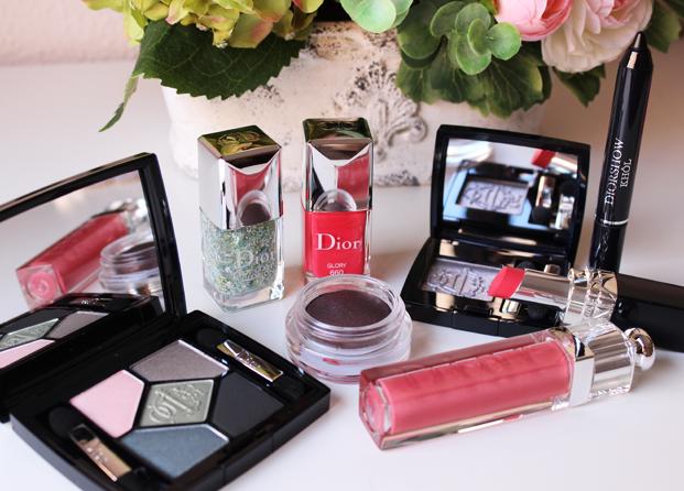 Kingdom of Colors de Dior: Primavera 2015