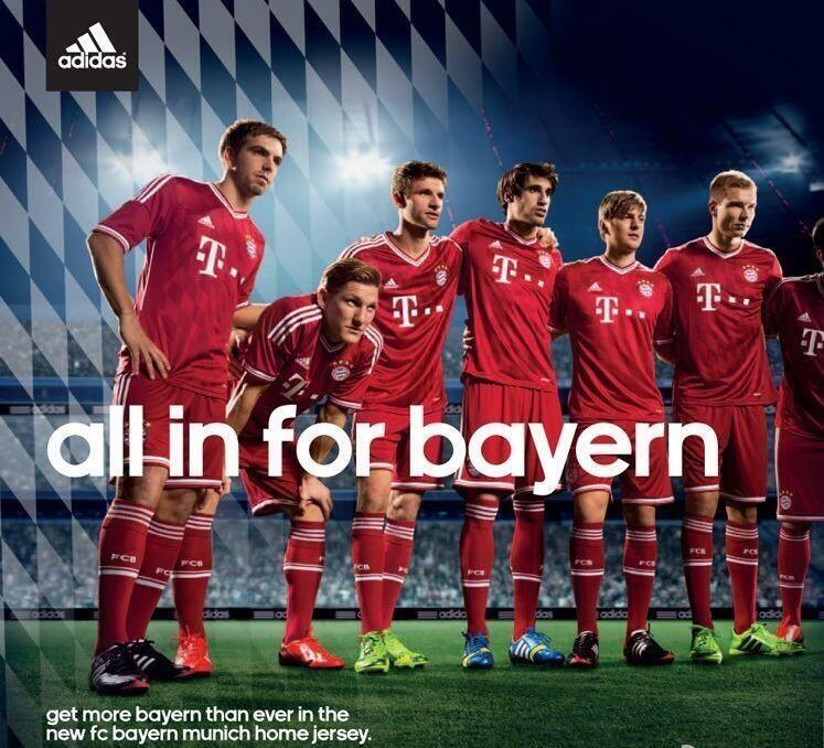 fc bayern m nchen 13 14 home goalkeeper home kits. Black Bedroom Furniture Sets. Home Design Ideas