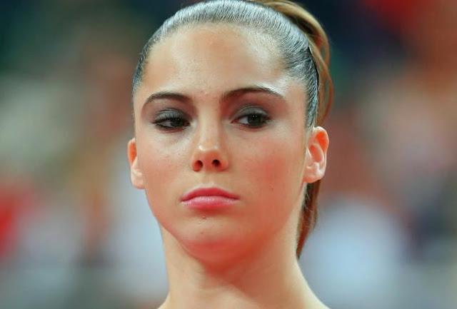 Mckayla Maroney silver womens vault finals 2012