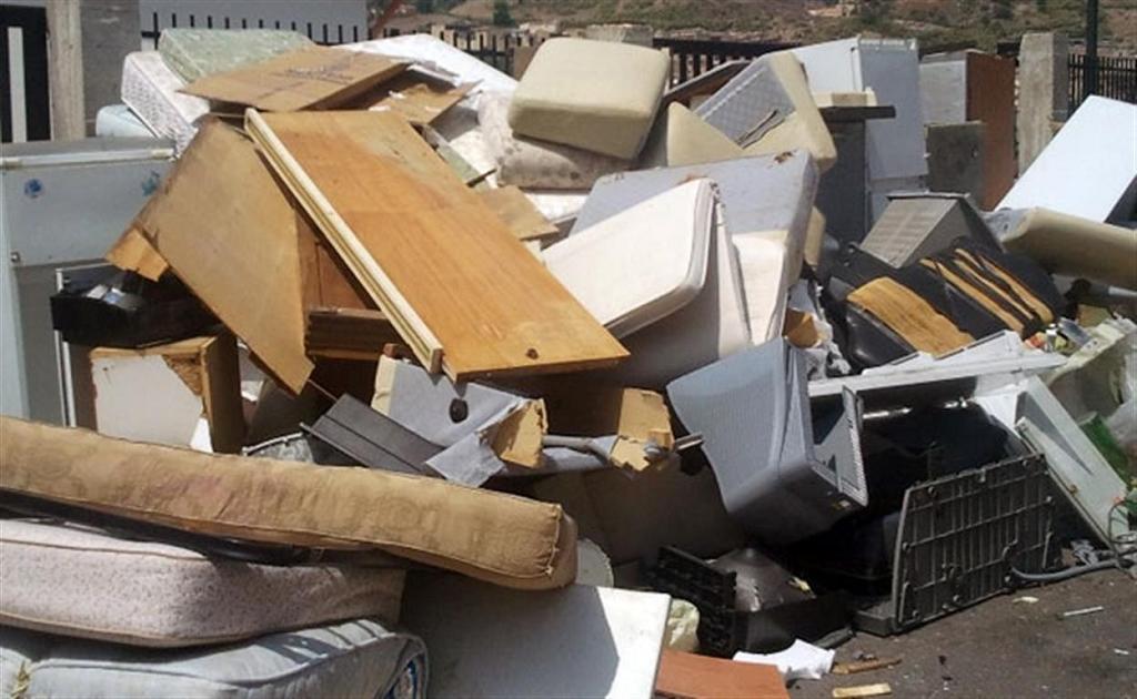 Smaltimento rifiuti ingombranti bari