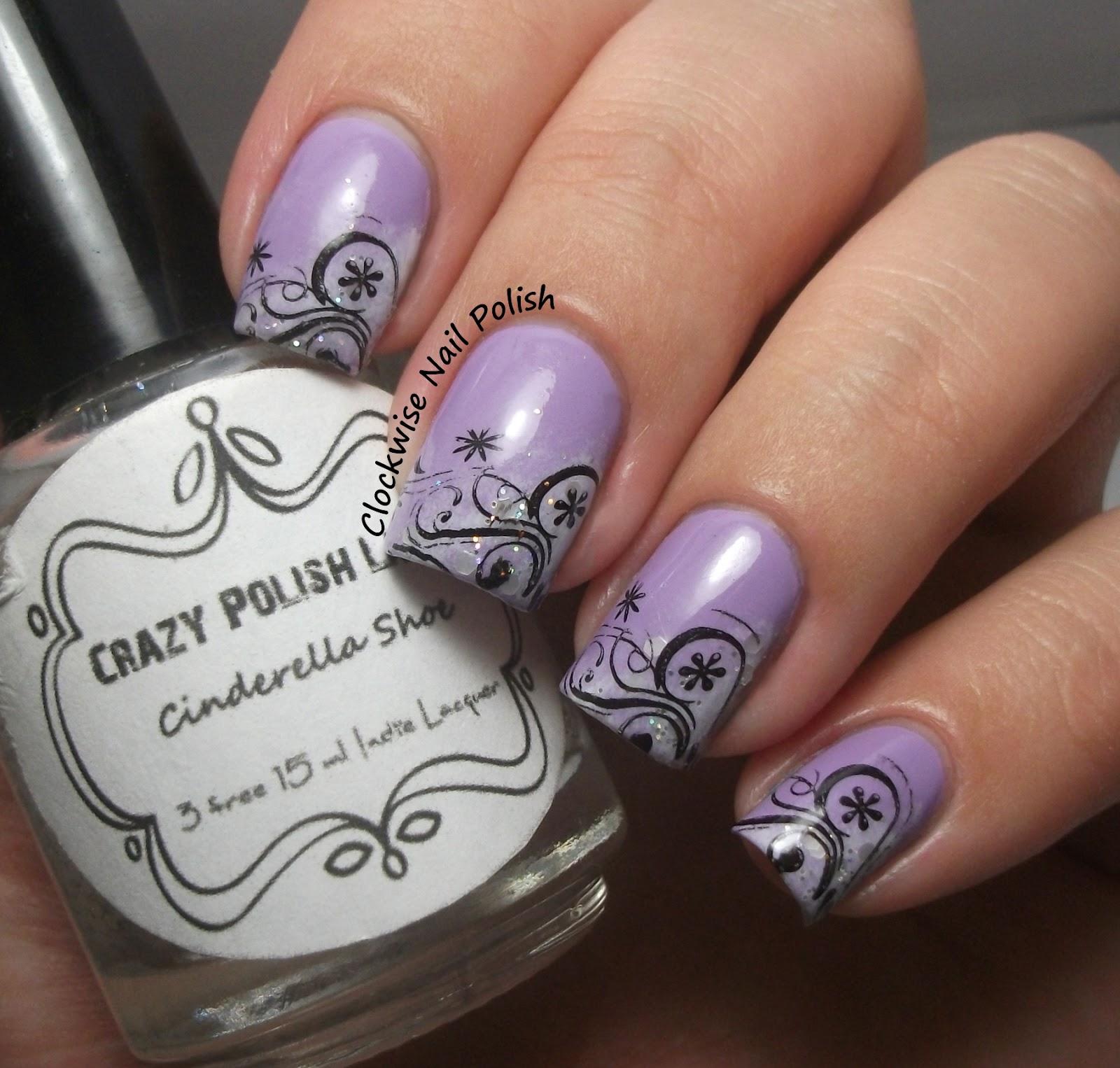 Pro Nail Designs: The Clockwise Nail Polish: Purple Professional 103 Love