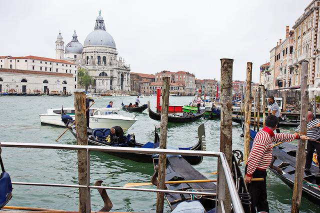 Gondola Rides Venice