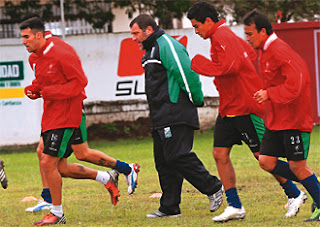 Oriente Petrolero - Alcides Peña, Roberto Pompei, Wilder Zabala - DaleOoo.com página del Club Oriente Petrolero