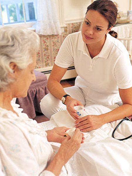 Baño Regadera Enfermeria:CENTRO DE CUIDADO INTEGRAL DE ENFERMERIA A DOMICILIO