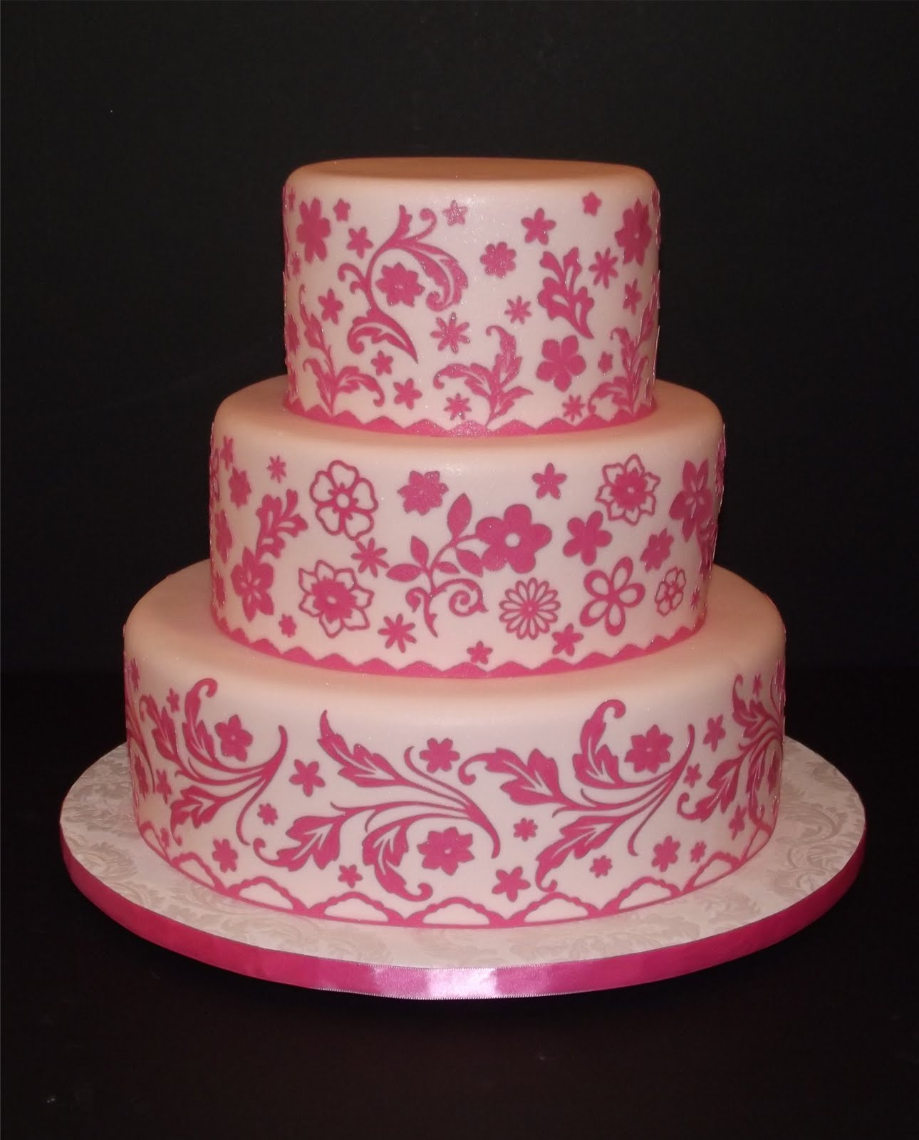Cake Design With Icing : Creative Designs For Cakes: A Few New Cakes