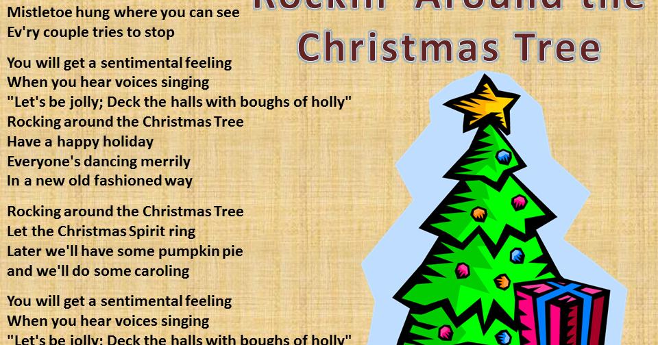 - Child Care Basics Resource Blog: Rockin' Around The Christmas Tree