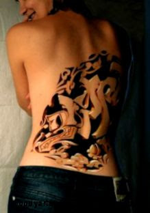 Urban Body Graffiti on Pinterest  Graffiti Body art and Body Paint