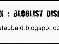 SEGMEN : Bloglist Disember 2013