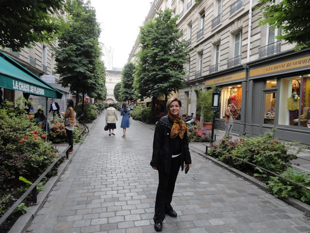 Impasse du Tresor Paris