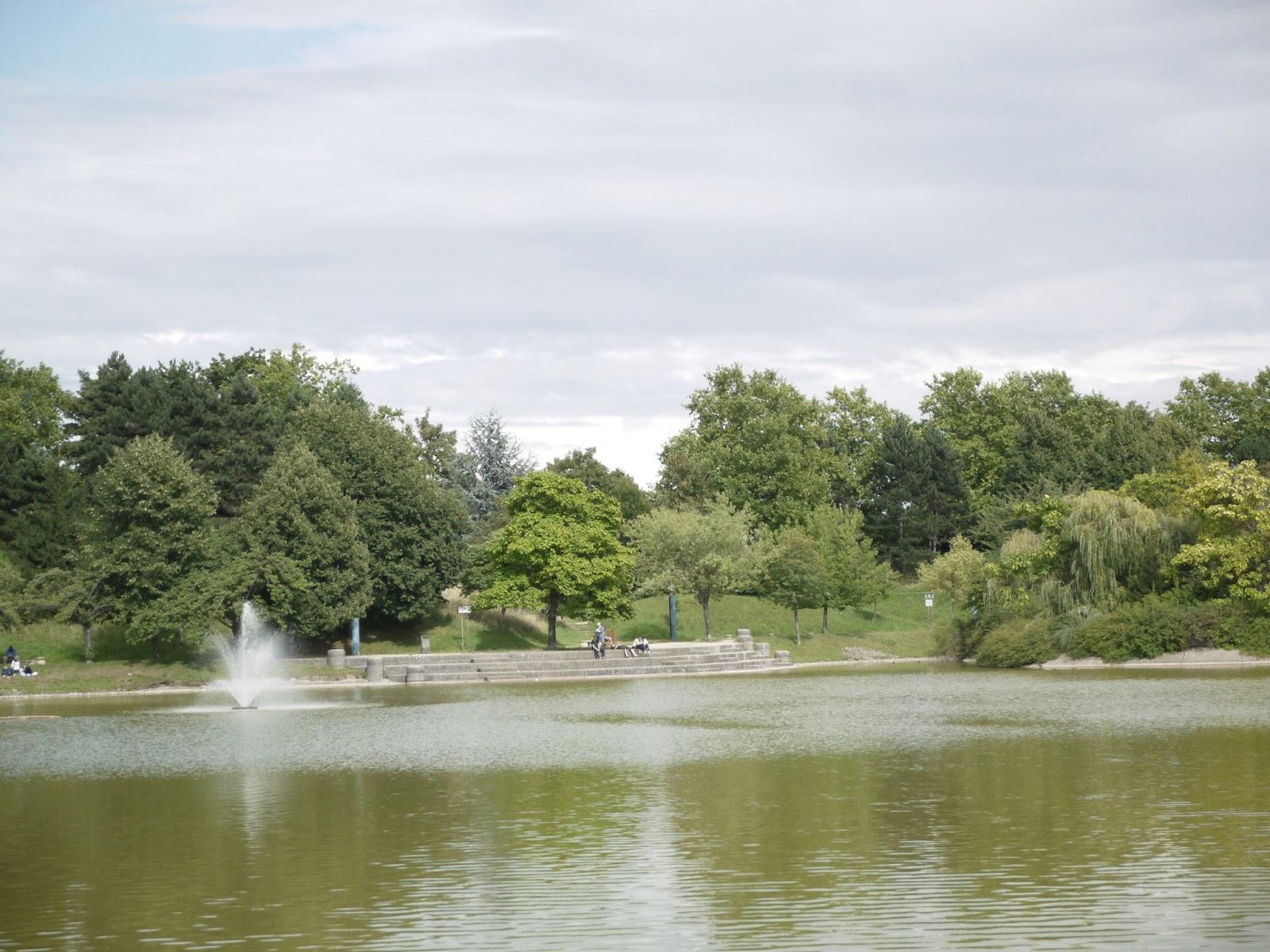 promenade lac
