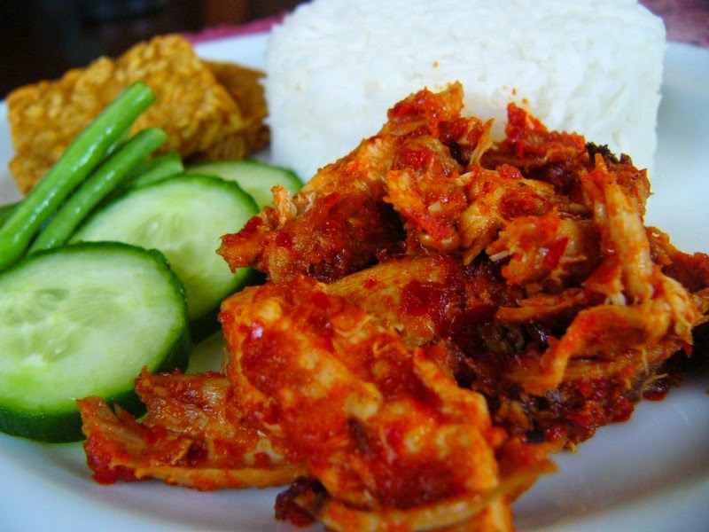 Resep Nasi Goreng Pedas Resep Ayam Goreng Pedas Nikmat