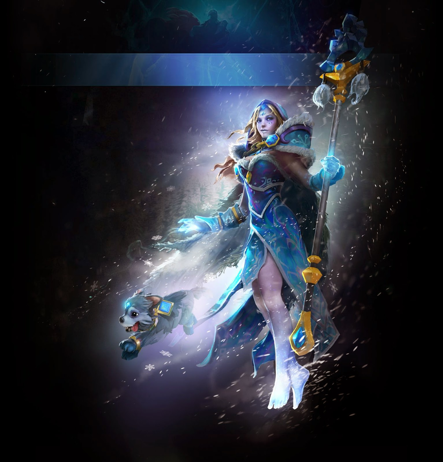 ARCANA CRYSTAL MAIDEN - FROST AVALANCHE
