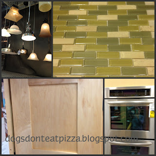 Plans for the new kitchen - thediybungalow.com