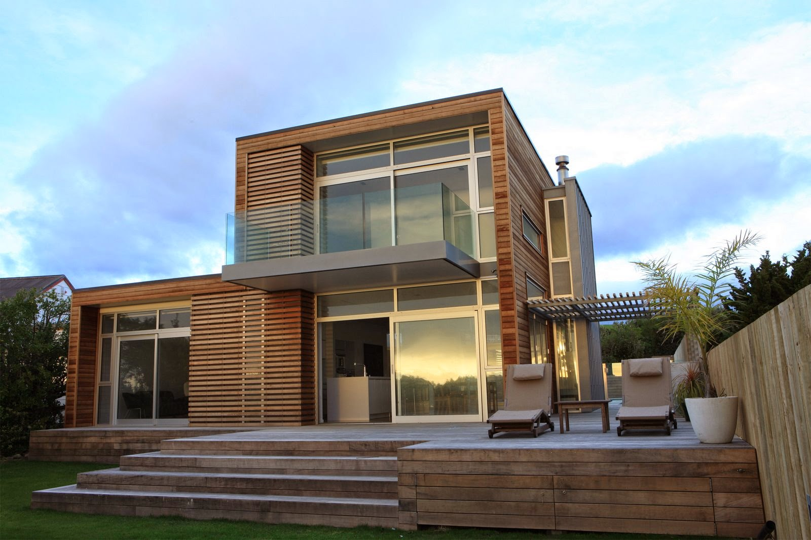 modern architecture home design with fantastic facade inspiration - Architectural Designs Of Homes