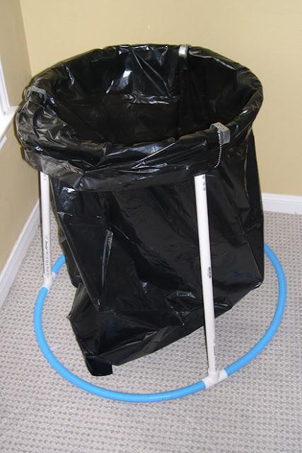 Garbage Bag Holder Home Depot
