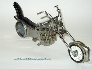 Presente Pai motociclista