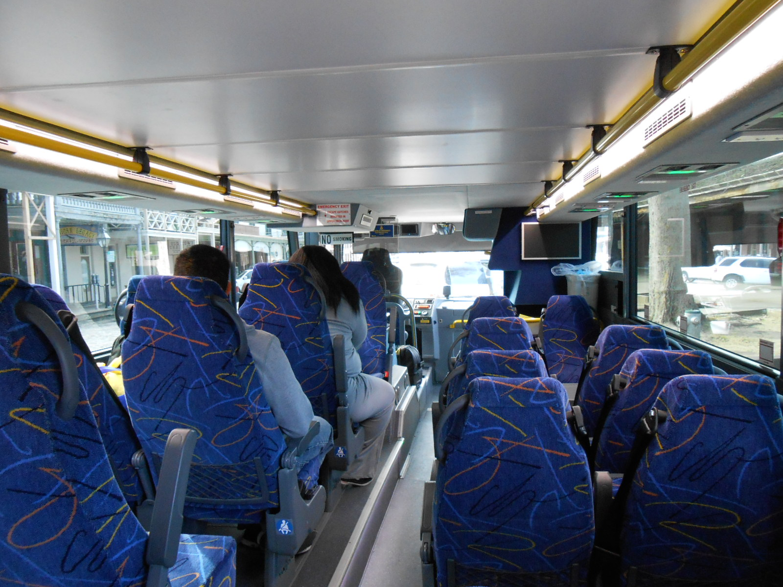 Megabus Double Decker Inside   www.imgkid.com - The Image ...
