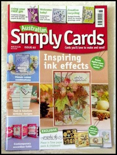Australian Simply Cards #65