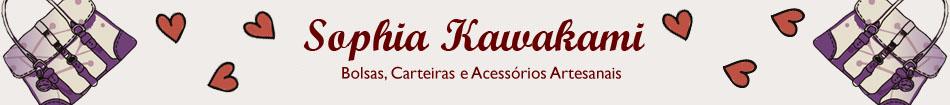 Sophia Kawakami: Bolsas, Carteiras e Acessórios Artesanais