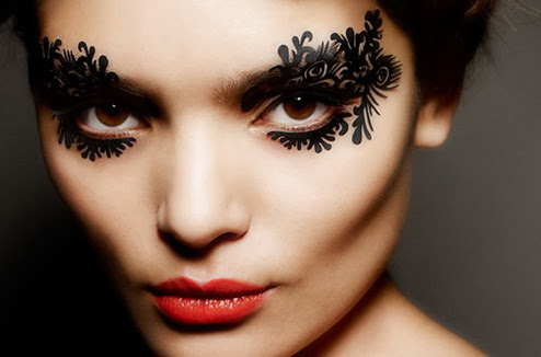 Creative Makeup Looks Halloween Eye Makeup Looks