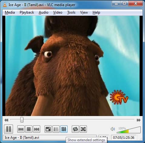 how to create a video clip in vlc media player
