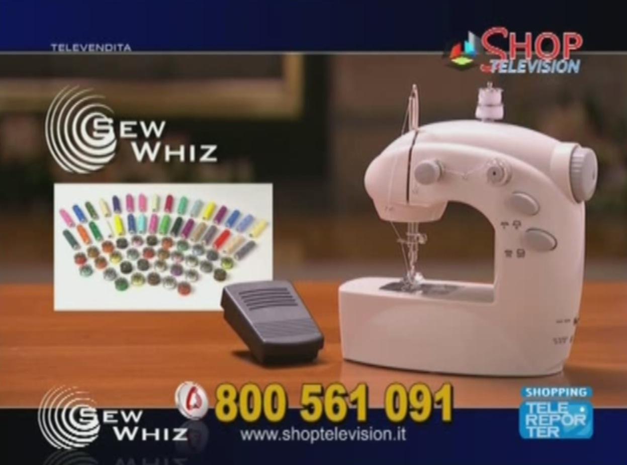 Prodotti simili e alternative sew whiz la macchina da for Macchine per cucire portatili