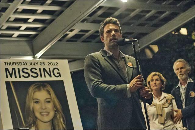 Ben Affleck en Perdida, de David Fincher