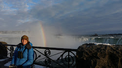 Hayley and Niagara Falls
