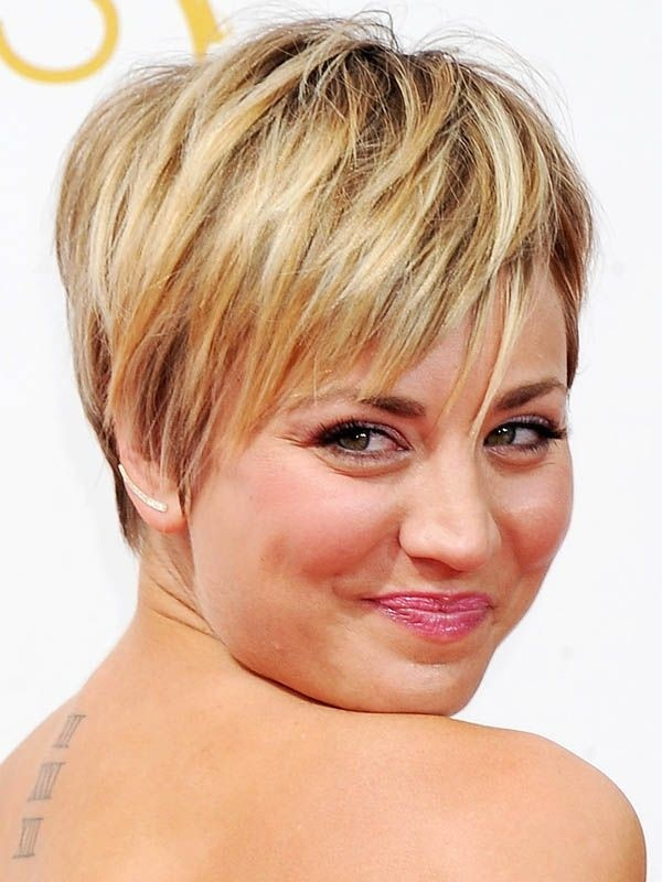Round Faces Short Hairstyles 2015 Jere Haircuts
