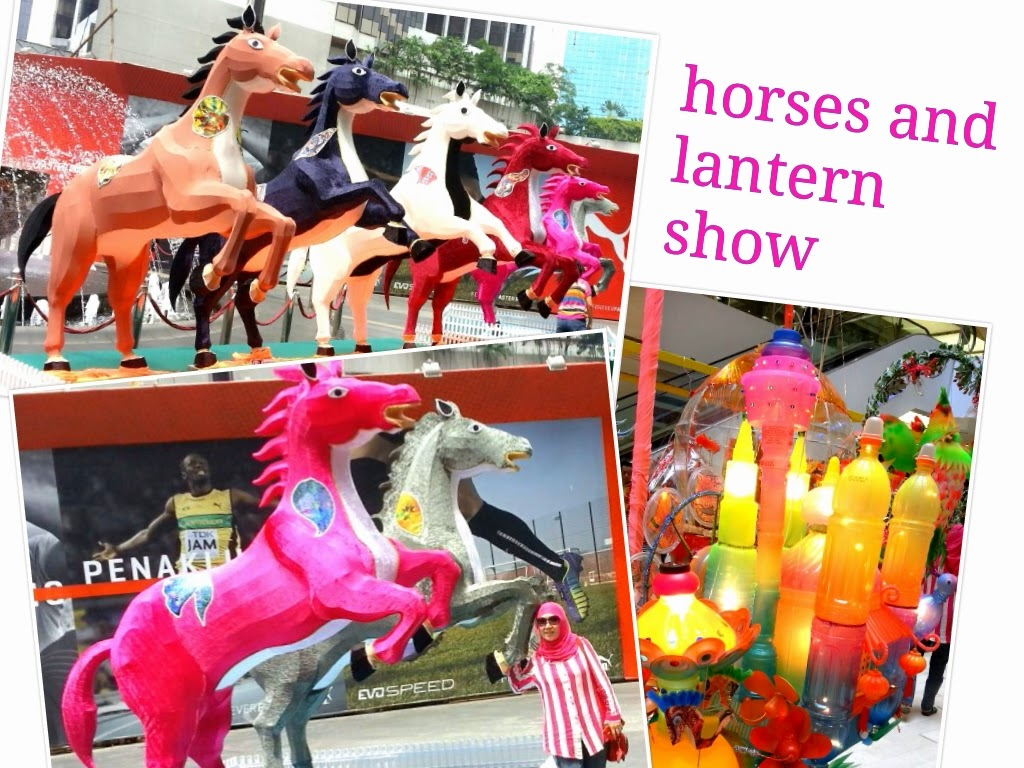 Horses and lantern show Pavilion, BB