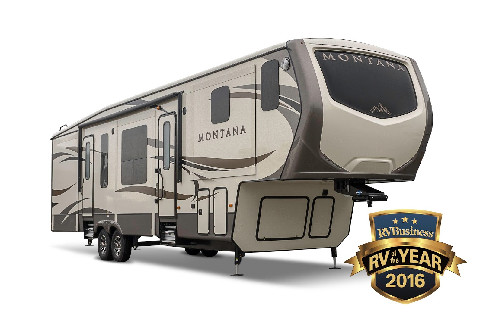 Keystone Montana Named 2016 RV of the Year RV Trader Insider