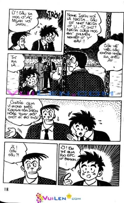 Jindodinho - Đường Dẫn Đến Khung Thành III Tập 30 page 18 Congtruyen24h