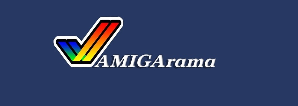 AMIGArama Podcast