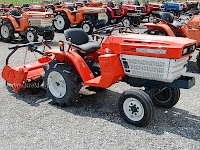 трактор KUBOTA B1200 2WD