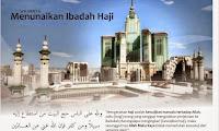 Tips Sehat Selam Beribadah Haji