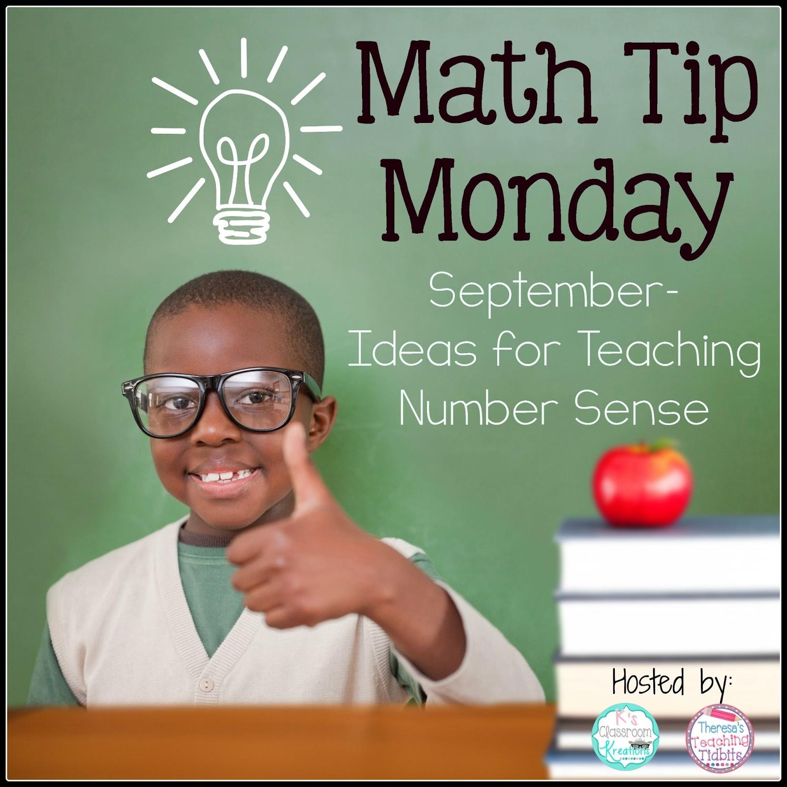 A place called kindergarten math tip monday number sense math tip monday number sense ibookread Read Online