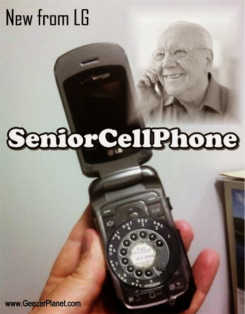 Senior Cell Phone
