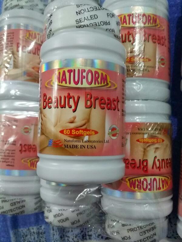 natu form breast soft gels