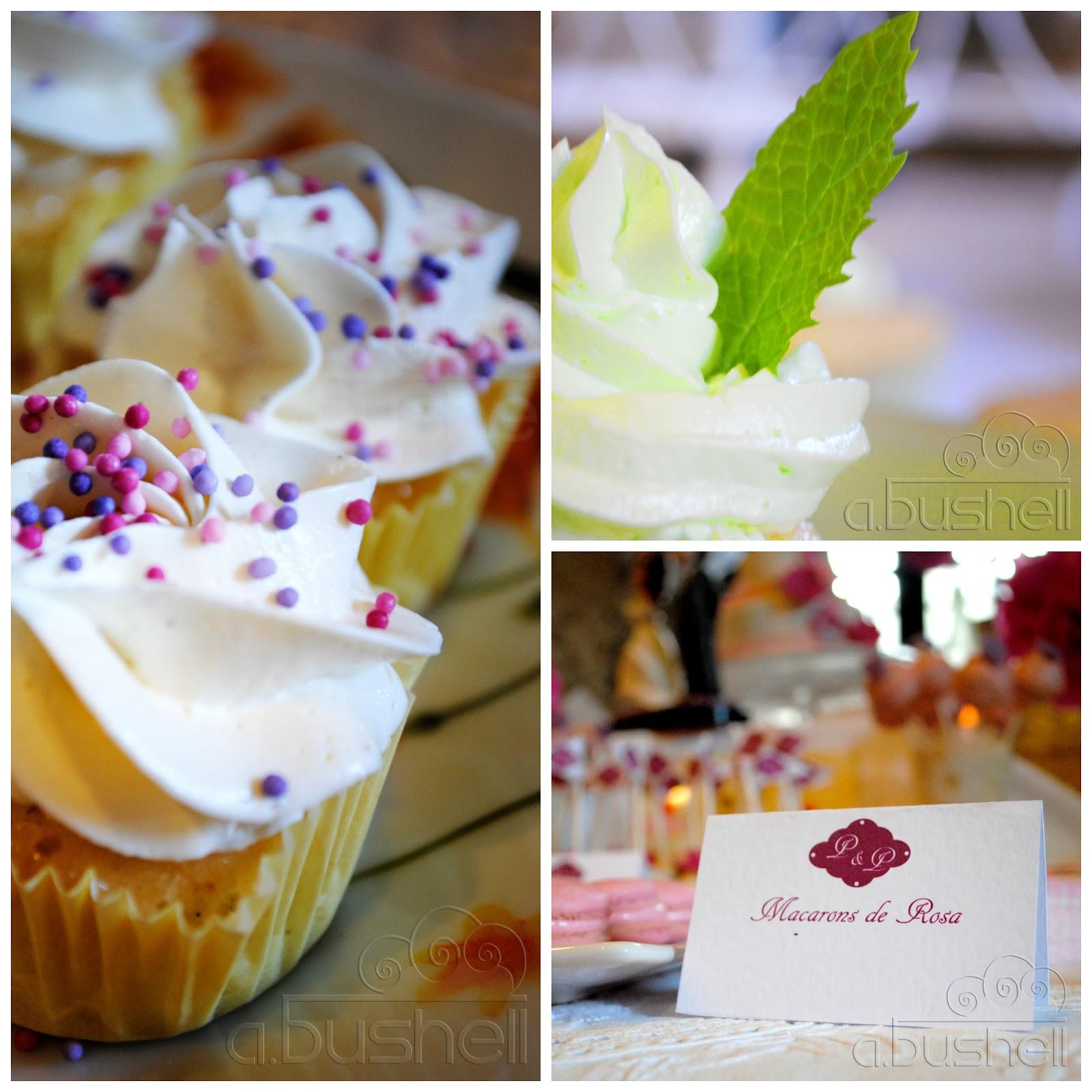 Diseño gráfico Pam Cupcakes