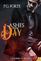 Ashes of the Day by P.G. Forte