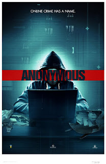 Anonymous / Hacker Poster