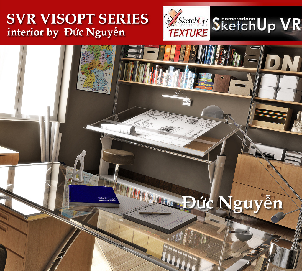 Sketchup texture vray for sketchup visopt download 9 for Sketchup 2013